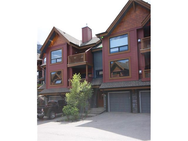 80 Dyrgas Gate #613, Canmore, AB T1W 3M7 (#C4122044) :: Canmore & Banff