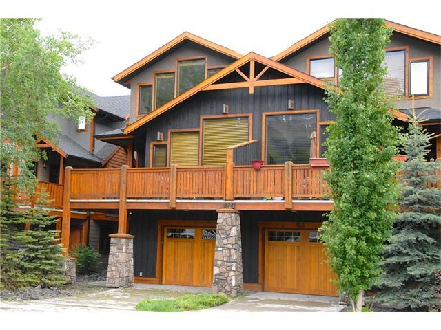 834 6th Street #1, Canmore, AB T1W 2E2 (#C4122094) :: Canmore & Banff