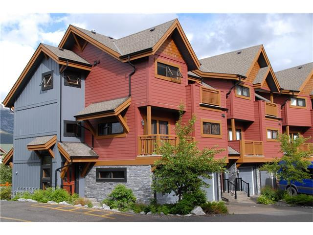 80 Dyrgas Gate #110, Canmore, AB T1W 3M8 (#C4122158) :: Canmore & Banff