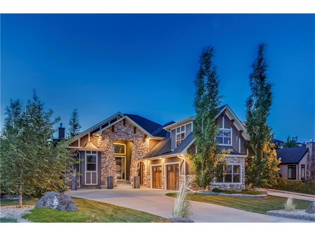 80 Discovery Valley Cove SW, Calgary, AB T3H 5H3 (#C4122301) :: The Cliff Stevenson Group