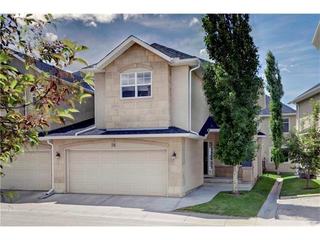 39 Strathlea Common SW #26, Calgary, AB T3H 5P8 (#C4122614) :: Redline Real Estate Group Inc