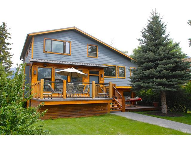 918 9 Street, Canmore, AB T1W 1Z8 (#C4122809) :: Canmore & Banff