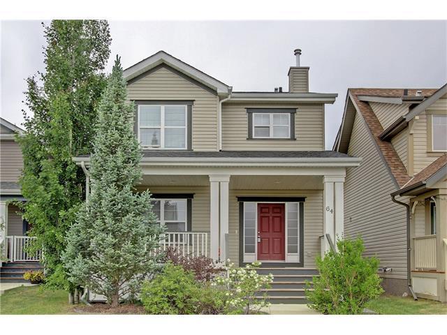 64 Copperstone Terrace SE, Calgary, AB T2Z 0J5 (#C4122863) :: Tonkinson Real Estate Team