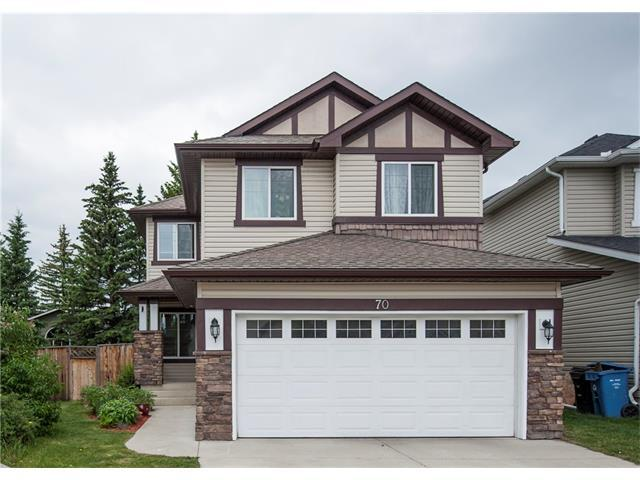 70 Bridlerange Circle SW, Calgary, AB T2Y 5H7 (#C4123198) :: The Cliff Stevenson Group