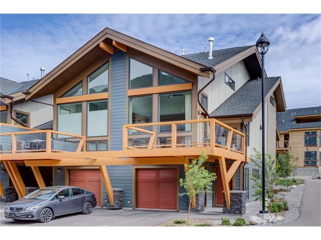 105 Stewart Creek Rise #904, Canmore, AB T1W 0J5 (#C4123369) :: Canmore & Banff