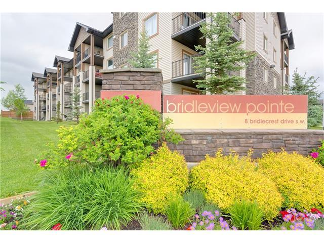 8 Bridlecrest Drive SW #2210, Calgary, AB T2Y 0H7 (#C4123402) :: The Cliff Stevenson Group