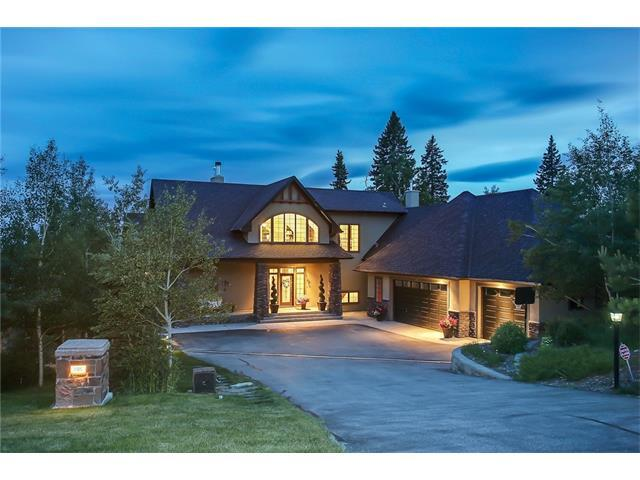 108 Hawks Landing Drive, Priddis Greens, AB T0L 1W0 (#C4123499) :: Canmore & Banff