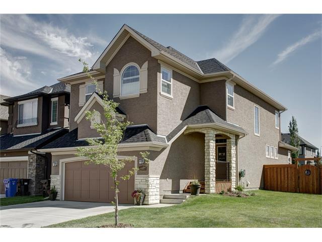 13 Cranford Gardens SE, Calgary, AB T3W 0W4 (#C4123593) :: The Cliff Stevenson Group