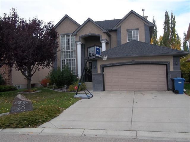 28 Discovery Ridge Crescent SW, Calgary, AB T3H 4R3 (#C4123871) :: The Cliff Stevenson Group