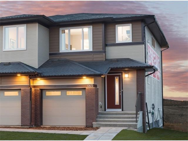 319 Heartland Crescent, Cochrane, AB X0X 0X0 (#C4123990) :: Tonkinson Real Estate Team