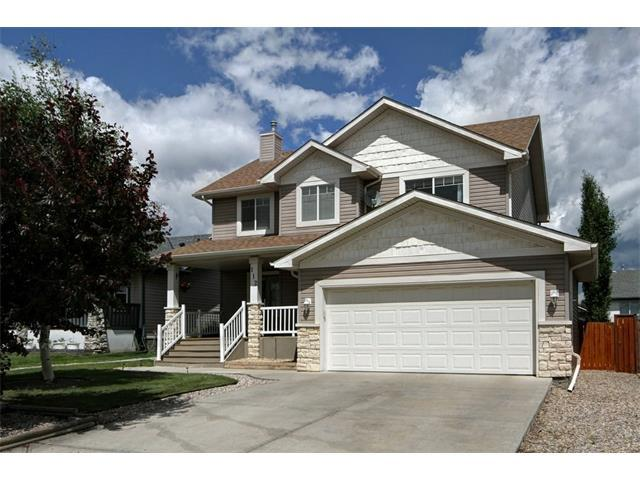 112 West Creek Drive, Chestermere, AB T1X 1H2 (#C4124103) :: Canmore & Banff