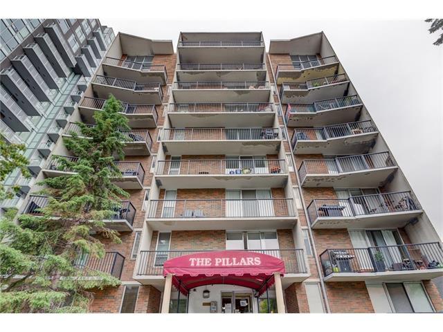 715 15 Avenue SW #305, Calgary, AB T2R 0R8 (#C4124178) :: The Cliff Stevenson Group