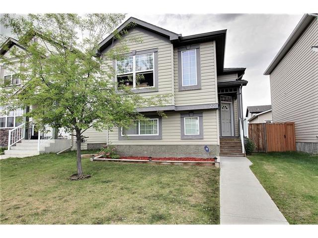 22 Covepark Rise NE, Calgary, AB T3K 0A5 (#C4124306) :: Canmore & Banff