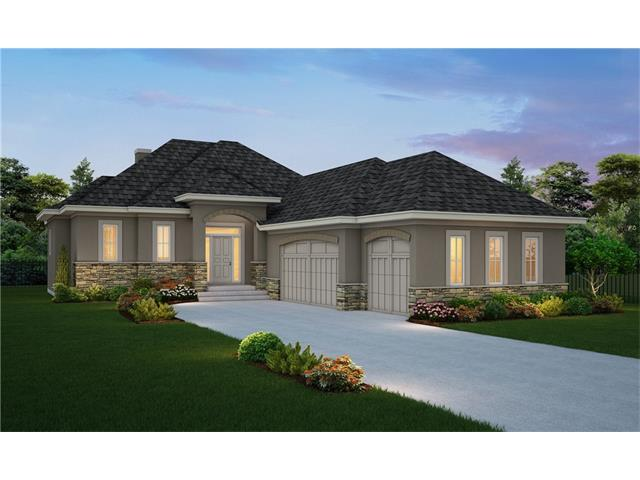 78 Waters Edge Drive, Heritage Pointe, AB T1S 4K3 (#C4124466) :: Tonkinson Real Estate Team