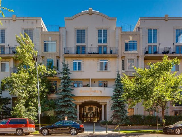 527 15 Avenue SW #416, Calgary, AB T2R 1R5 (#C4124484) :: The Cliff Stevenson Group