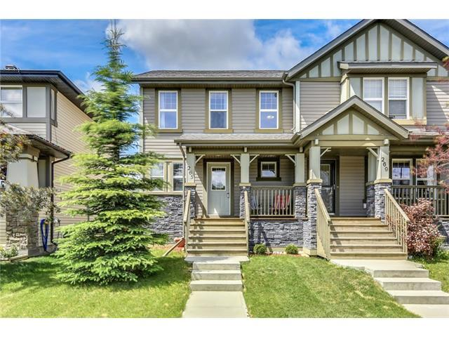 265 Chaparral Valley Drive Drive SE, Calgary, AB T2X 0M2 (#C4124487) :: The Cliff Stevenson Group