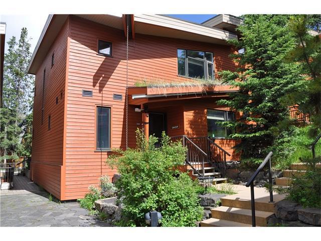 113 Cave Avenue #301, Banff, AB T1L 1E3 (#C4124488) :: Canmore & Banff