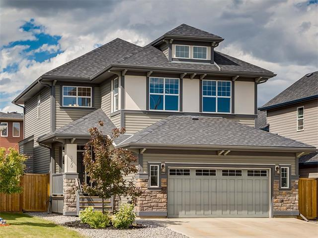 350 Silverado Way SW, Calgary, AB T2X 0H7 (#C4124511) :: The Cliff Stevenson Group