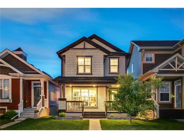66 Auburn Bay Crescent SE, Calgary, AB T3M 0K5 (#C4124672) :: Tonkinson Real Estate Team