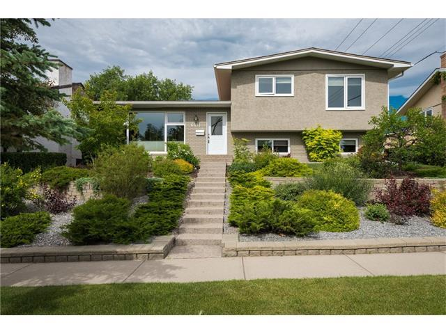 6431 Silver Ridge Drive NW, Calgary, AB T3B 3T1 (#C4124687) :: Tonkinson Real Estate Team