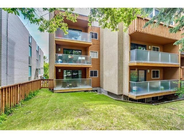 2114 17 Street SW #104, Calgary, AB T2T 4M4 (#C4124721) :: Tonkinson Real Estate Team