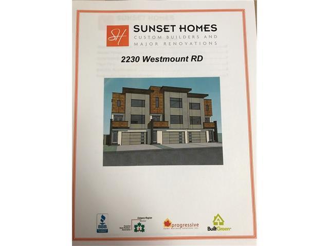 2230 Westmount Road NW C, Calgary, AB T2N 3N4 (#C4124757) :: Tonkinson Real Estate Team