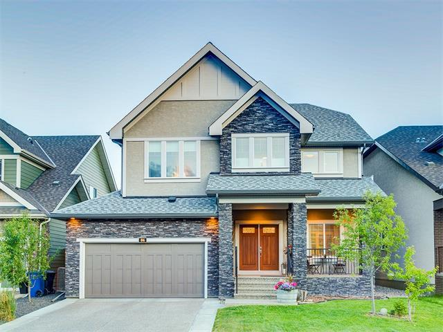 84 Westland Crescent SW, Calgary, AB T3H 0W1 (#C4124776) :: Tonkinson Real Estate Team