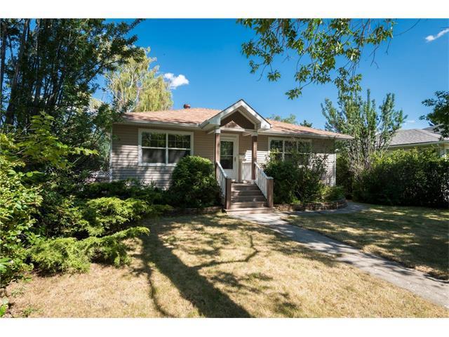 1612 8 Street NW, Calgary, AB T2M 3K5 (#C4124799) :: Tonkinson Real Estate Team