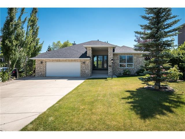 115 Lynx Lane, Rural Rocky View County, AB T3Z 1B8 (#C4124810) :: The Cliff Stevenson Group