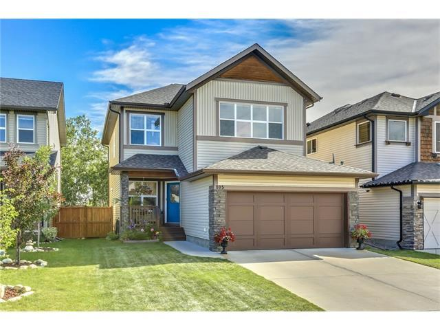 105 Tremblant Place SW, Calgary, AB T3H 0C4 (#C4124903) :: Tonkinson Real Estate Team
