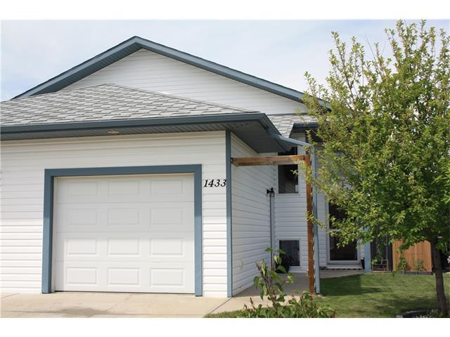 1433 Strathcona Way, Strathmore, AB T1P 1S9 (#C4124963) :: Tonkinson Real Estate Team