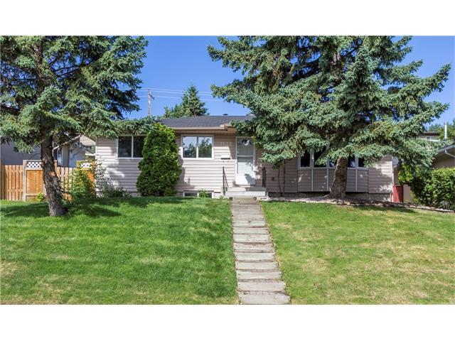 7123 8 Street NW, Calgary, AB T2K 1G2 (#C4124991) :: Tonkinson Real Estate Team