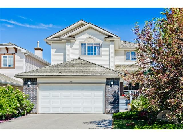 19 Gleneagles Terrace, Cochrane, AB T4C 1W4 (#C4125063) :: Tonkinson Real Estate Team