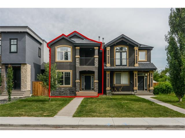 1330 19 Avenue NW B, Calgary, AB T2M 1A4 (#C4125106) :: Tonkinson Real Estate Team