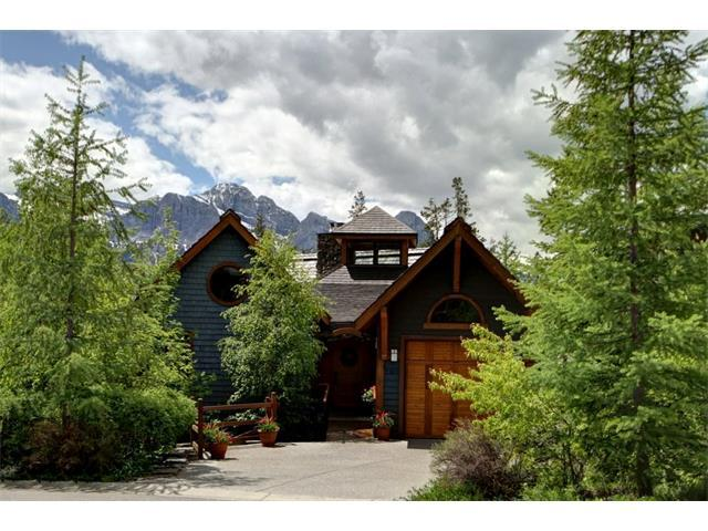 105 Stonecreek, Canmore, AB T1W 3A4 (#C4125233) :: Canmore & Banff