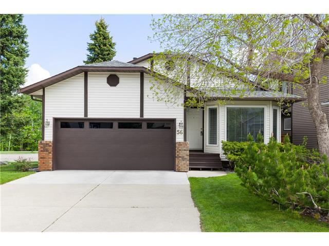 56 Strathwood Bay SW, Calgary, AB T3H 1V6 (#C4126301) :: Redline Real Estate Group Inc