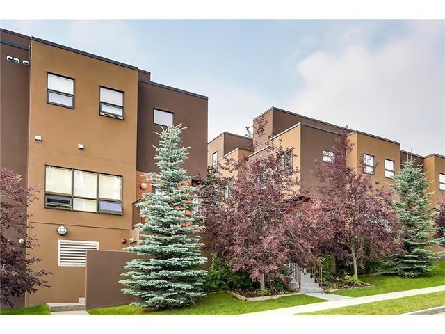 1717 27 Avenue SW #6, Calgary, AB T2T 1G9 (#C4126754) :: Redline Real Estate Group Inc