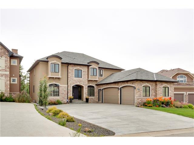12 Aspen Ridge Bay SW, Calgary, AB T3H 5M3 (#C4126837) :: Redline Real Estate Group Inc