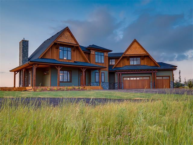 14 Silverhorn Park, Rural Rocky View County, AB T3R 0X3 (#C4126848) :: The Cliff Stevenson Group