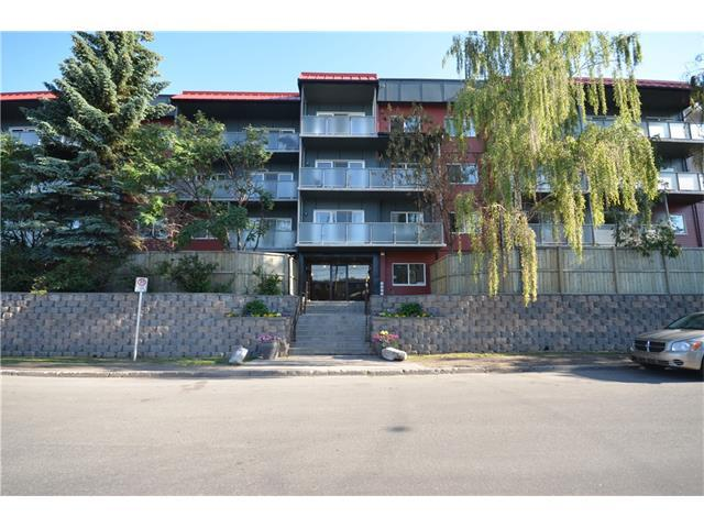 335 Garry Crescent NE #217, Calgary, AB T2K 5X1 (#C4126941) :: The Cliff Stevenson Group