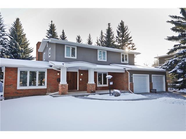 344 Varsity Close NW, Calgary, AB T3B 2Z1 (#C4127188) :: Your Calgary Real Estate