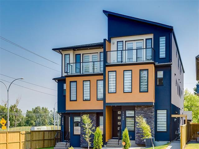 2981 12 Avenue SW, Calgary, AB T3C 1M2 (#C4128561) :: Redline Real Estate Group Inc