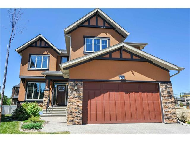 102 West Grove Rise SW, Calgary, AB T3H 0S2 (#C4128686) :: Redline Real Estate Group Inc