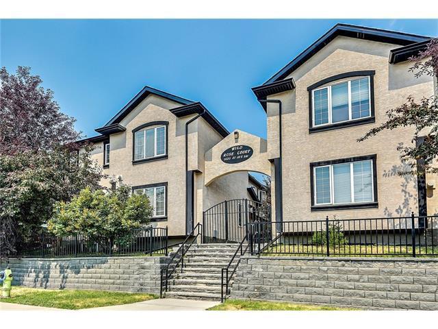 1620 27 Avenue SW #7, Calgary, AB T2T 1G6 (#C4129066) :: Redline Real Estate Group Inc