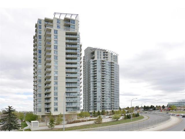 77 Spruce Place SW #601, Calgary, AB T3C 3X6 (#C4129138) :: Redline Real Estate Group Inc