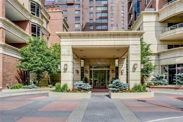 600 Princeton Way SW #308, Calgary, AB T2P 5N4 (#C4129147) :: Redline Real Estate Group Inc