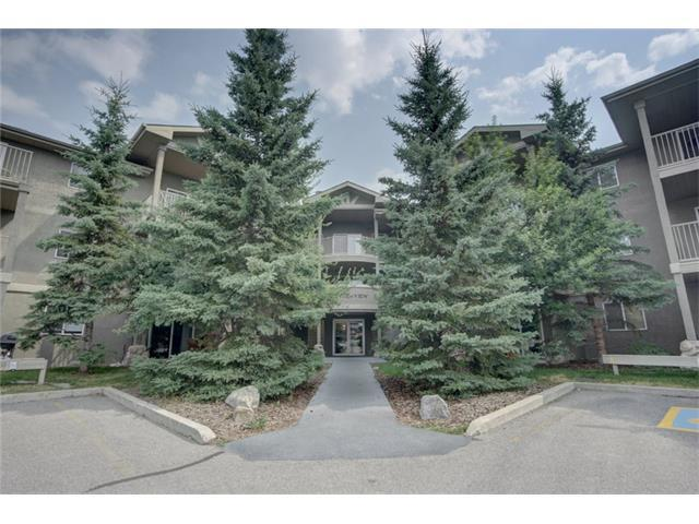 115 Elk Run Boulevard #118, Canmore, AB T1W 1H1 (#C4129468) :: Canmore & Banff
