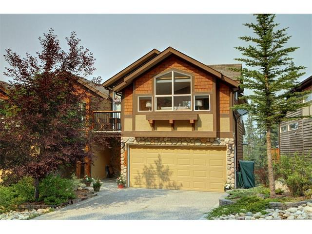 1152 Wilson Way, Canmore, AB T1W 3C4 (#C4129583) :: Canmore & Banff