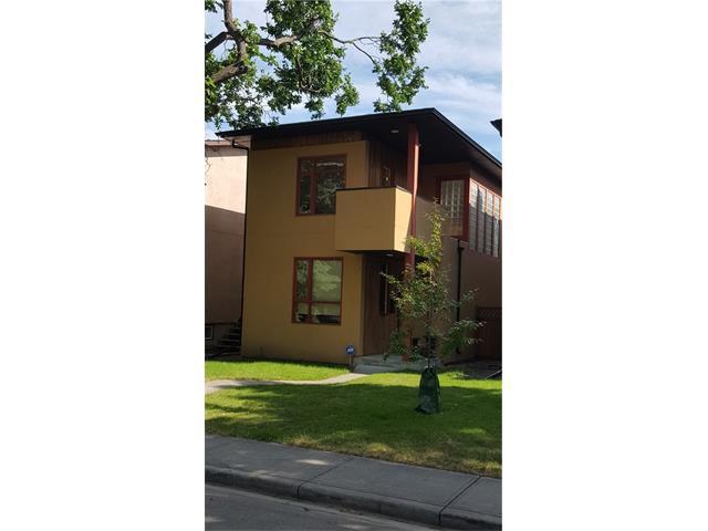 1517 22 Avenue NW, Calgary, AB T2M 1R2 (#C4129597) :: Redline Real Estate Group Inc