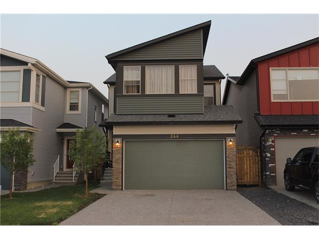 244 Walden Parade SE, Calgary, AB T2X 2A6 (#C4129606) :: Redline Real Estate Group Inc